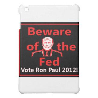 RP 2012 w/ben bernake iPad Mini Cover