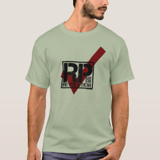 RP Revolution - Vote for Ron Paul T-shirts