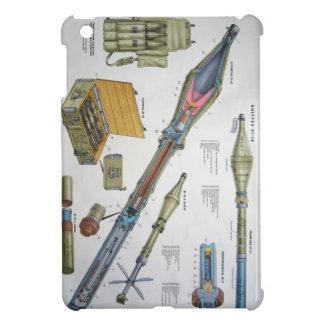 RPG-7 Rocket iPad Mini Cases