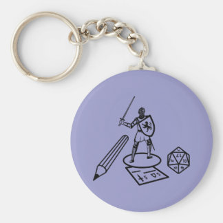 RPG Boardgame - Keychain