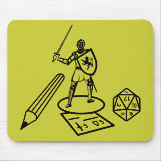 RPG / Boardgame - Mousepad