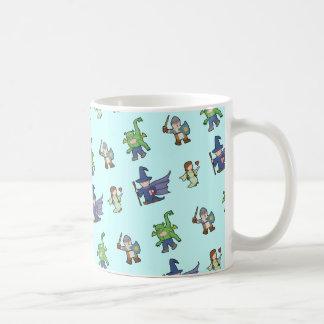 RPG Cartoon Kids - Mug