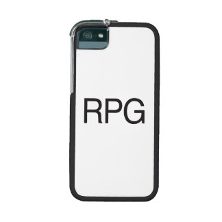 RPG iPhone 5 COVERS