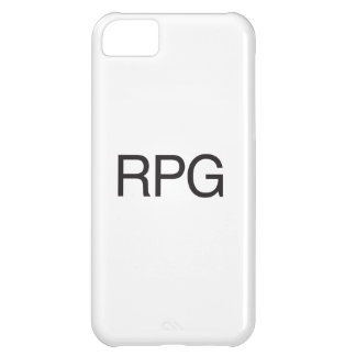 RPG COVER FOR iPhone 5C
