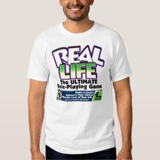 RPG de la vida real Playera