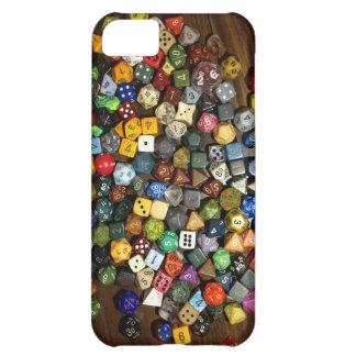 RPG game dice iPhone 5C Cases