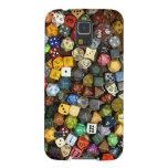 RPG game dice Galaxy S5 Case