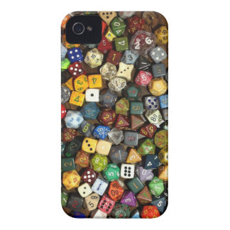 RPG game dice iPhone 4 Cover