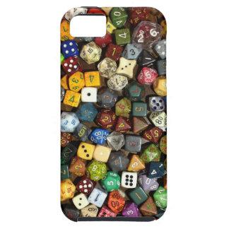 Rpg gamers dice iPhone SE/5/5s case