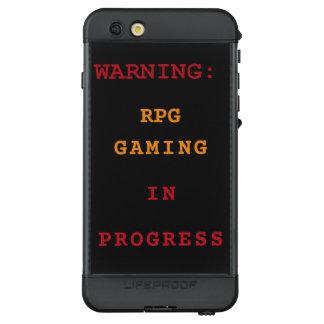 RPG Gaming In Progress LifeProof NÜÜD iPhone 6s Plus Case
