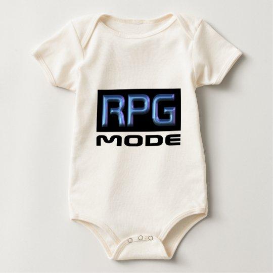 RPG Mode #2 Baby Bodysuit