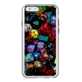 RPG Multi-sided Dice Incipio Feather® Shine iPhone 6 Case