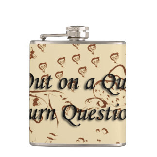 RPG Quest Hip Flask
