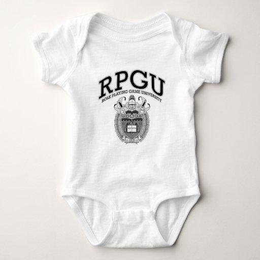 RPGU - B&W BABY BODYSUIT