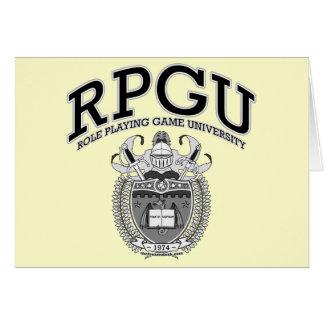 RPGU - B&W CARDS