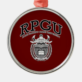 RPGU - B&W METAL ORNAMENT