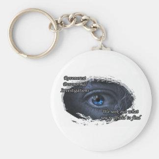 RPI We Seek Keychain