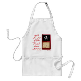 rPod for all your Pirated Music! ARR! apron