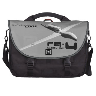 RQ-4 Global Hawk Commuter Bags