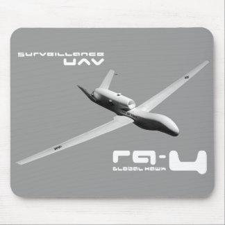 RQ-4 Global Hawk Mouse Pad
