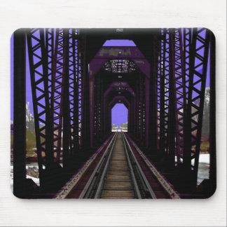 RR bridge Mouse Pad