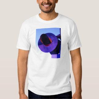 RR crossing signal single lens Tee Shirt