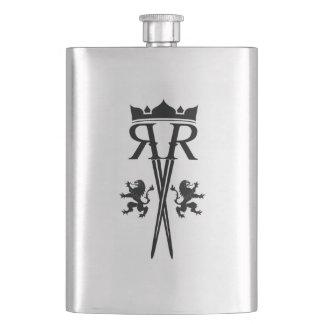 RR Logo Flask