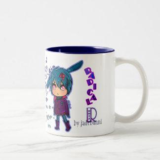 RR Radical Rabbit Coffee Mug