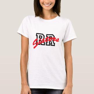 RR Sisters Baseball Print T-Shirt