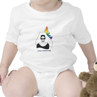 RR Sisters Logo Infant Creeper