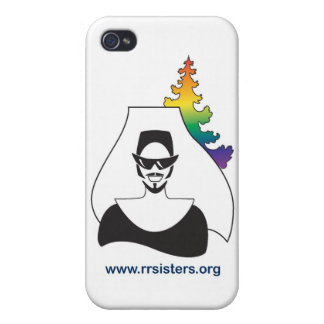 RR Sisters Logo iPhone4 Case iPhone 4 Cases