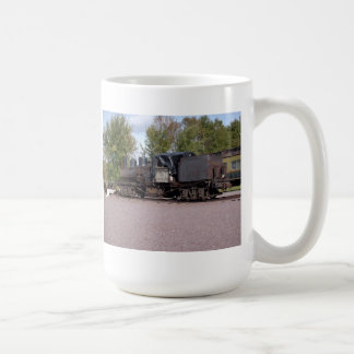 RR Steam 3 Coffee Mug