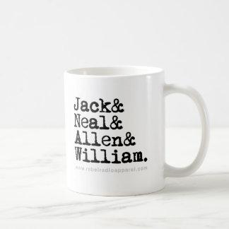 RRA Beatnik Mugs