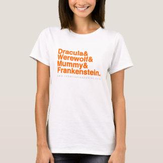 RRA Classic Monsters woman T-Shirt