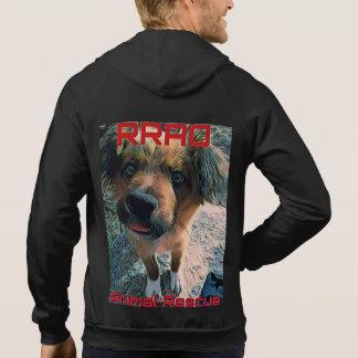RRAO Animal Rescure HOLLY Full Zip Hoodie
