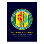 RRCUV 1 - ASA Vietnam Tarjeta Postal