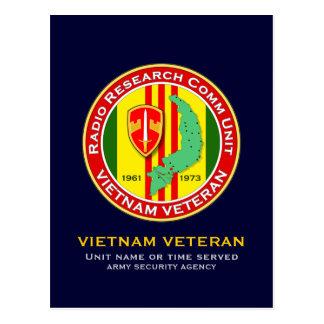 RRCUV 2 - ASA Vietnam Postcard