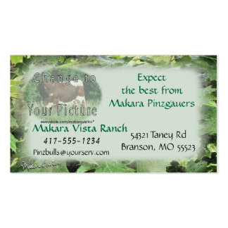 RRFMichaelOaks BizCards- customize your own Business Cards