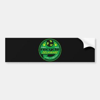 RRR Delaware Bumper Stickers