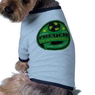 RRR el estado voluntario Camisetas De Mascota