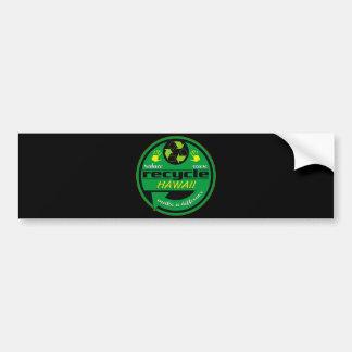 RRR Hawaii Bumper Sticker