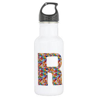 RRR  Jewelled Art for ALPHA R : Great Water Bottle