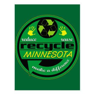RRR Minnesota Postcard