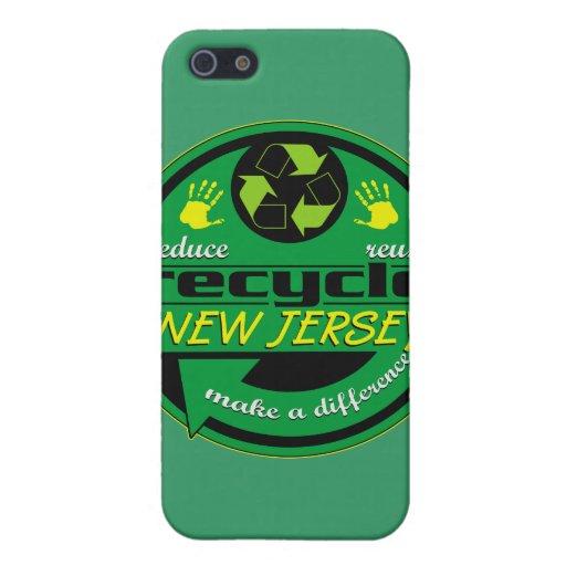 RRR New Jersey iPhone 5 Fundas