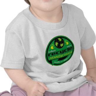 RRR Pennsylvania Camisetas
