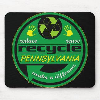 RRR Pennsylvania Alfombrillas De Ratones