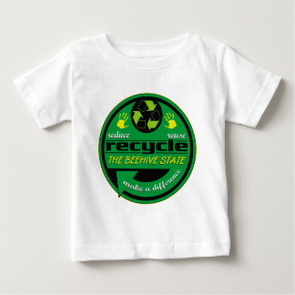 RRR The Beehive State Baby T-Shirt