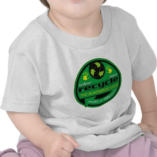 RRR The Bluegrass State T-shirts