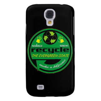 RRR The Evergreen State Galaxy S4 Cover