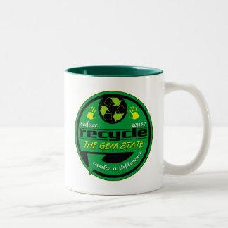 RRR The Gem State Coffee Mug